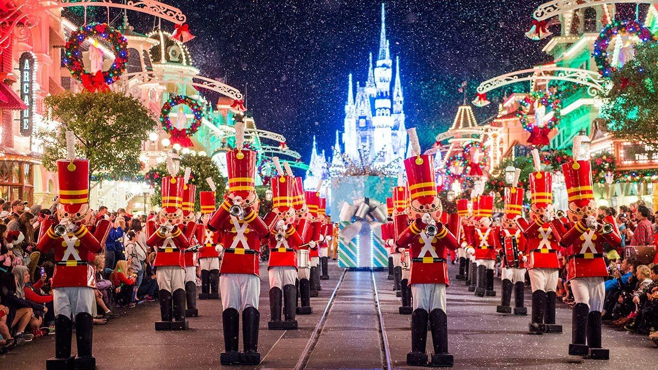 2021 Mickeys Very Merry Christmas Party