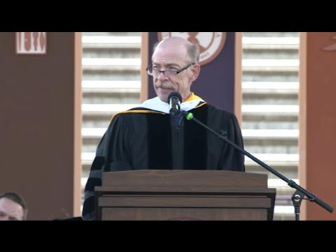 J.K. Simmons gives commencement address at the University of Montana