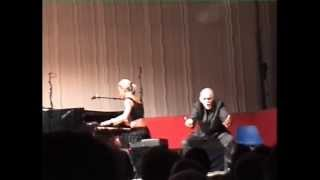 Elena Tourbina  & Bob Seeley- La Roquebrou-  boogie woogie a huit mains eight hands   piano