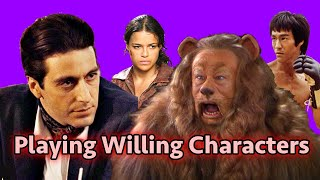 10 Minute Acting Class: The Archetype of Willing - How Actors Can Play Willing Characters