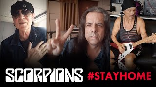 #StayHome: A Message From Scorpions