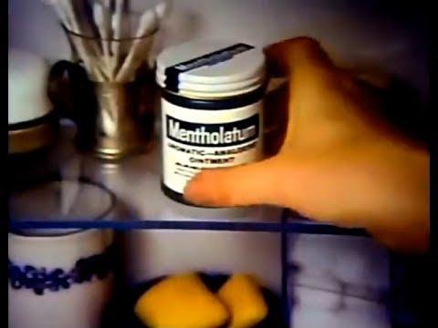 Mentholatum Ointment Commercial (1976)