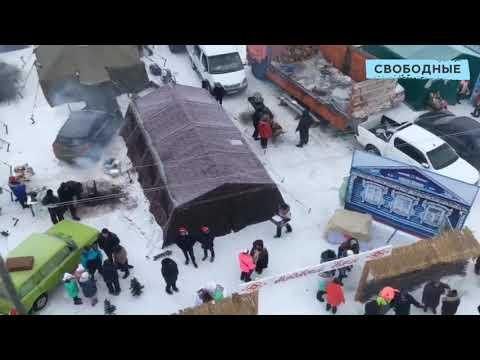 «Лыжня России» в Базарном Карабулаке