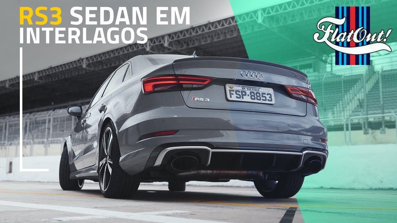 Teste audi rs3 sedan no aut dromo de interlagos for Audi rs3 scheda tecnica