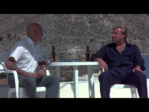 the brilliance of Ray Winstone and Ben Kingsley in Sexy Beast HD