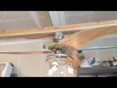 48 Brushed Nickel Westinghouse Elite Ceiling Fan