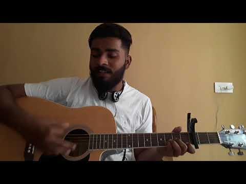 $Aradhana Yeshu Tujhe$Gersson Edinbaro$Christian Song$ Guitar Cover By Akash Gaikwad
