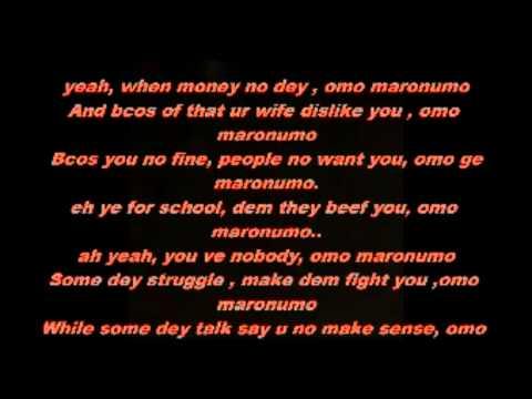 Bracket - Maronumo (Lyrics)