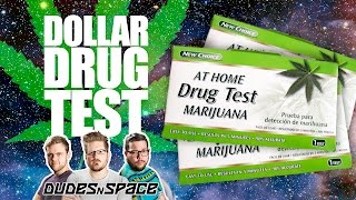 One Dollar Drug Test From The Dollar Store - Dudes N Space