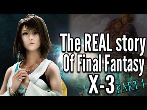 The story of Final Fantasy X-3: FFX 2.5 Novella- Al Bhed, Bombs and Yuna's Secret