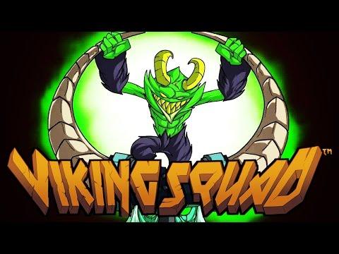 VIKING SQUAD CO-OP #7 - DANDO UM *FIM* NO LOKI