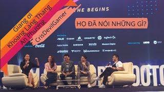 Vietnam creators bootcamp | HỌ ĐÃ LÀM THẾ NÀO ĐỂ THÀNH CÔNG|