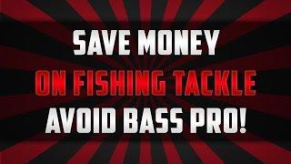 Заощадити гроші на рибальські снасті - не купуйте у бас про
