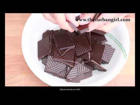 Homemade praline chocolates packed with antioxydants