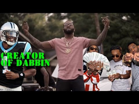 "Who Created ""Dabbin"" ?  Introducing Skippa Da Flippa"