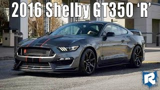 2016 Shelby GT350 R Test Drive and Track Test One TAKE