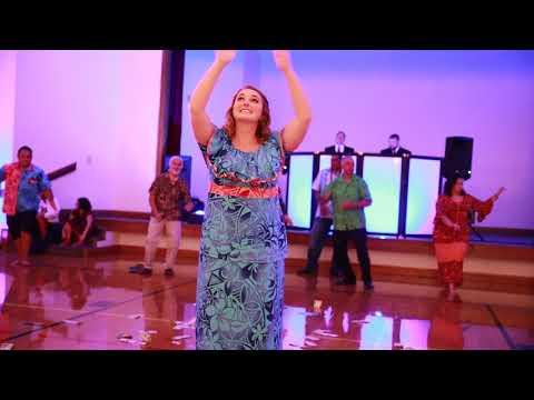Sarah's Siva Samoa (Samoan bride's dance)