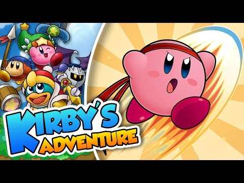 Kirby Hadoken!! | 09 | Kirby's Adventure Wii con Naishys