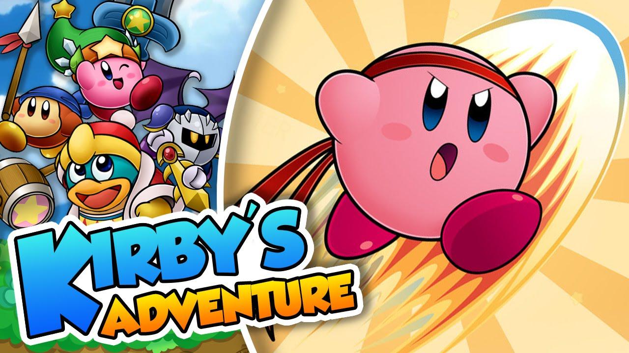 Kirby Hadoken  09  Kirbys Adventure Wii con Naishys  YouTube