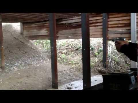P08 DWM Luger 1920 Nickel Range Shooting 1 Fiocchi 30 Luger Ammo