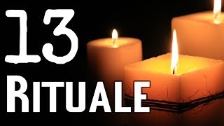 13 Rituale | Creepypasta Compilation German / Deutsch | Horror Hörbuch