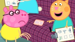 Peppa Pig Português Brasil | O PASSEIO DE TREM | HD | Desenhos Animados