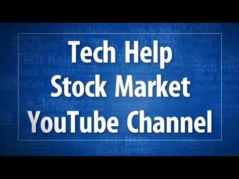 Stock Market Tech help