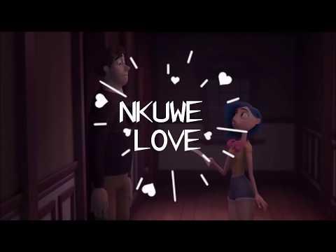 Mpa love - King Saha  & Weasel Lyrics Video ( Goodlyfe )
