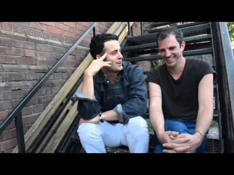 Interview with Freddie Cowan and Pete Robertson of The Vaccines - Toronto, 2015