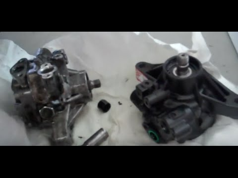 2005-2011 Civic Power Steering Pump Replacement
