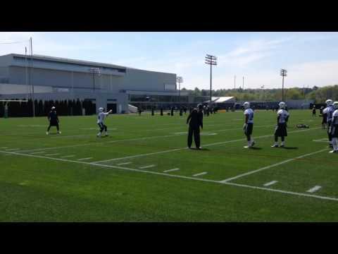 Jets rookie minicamp 5/8/15