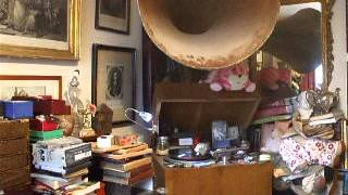 """""""Minuet 1756"""" (W A Mozart) Played by Marie Hall Gramophone Concert  GC 7991"""