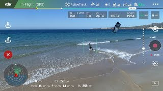 Honor View 10 and DJI Have Teamed Up for Pro Kiteboarder