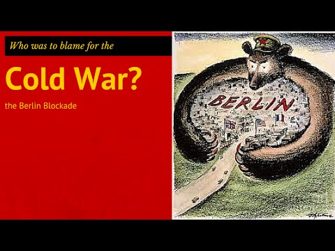 7: GCSE History - the Berlin Blockade