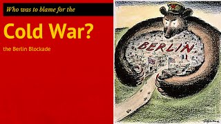 7 gcse history the berlin blockade