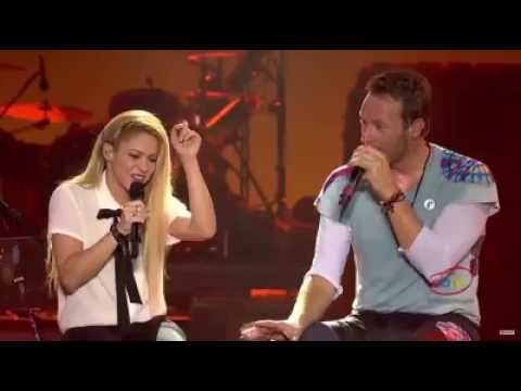 Chris Martin ft Shakira - Chantaje