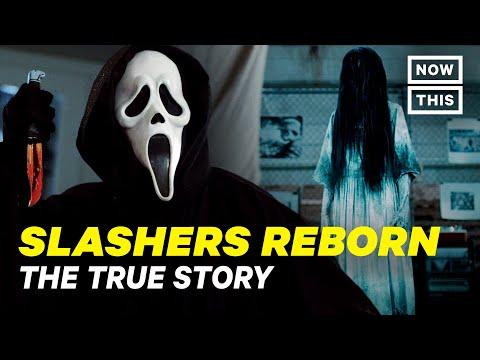 How Scream Saved Slasher Movies | Slash Course | NowThis Nerd