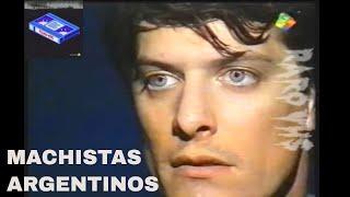 Machismo en la TV argentina (2004) Informe TVR