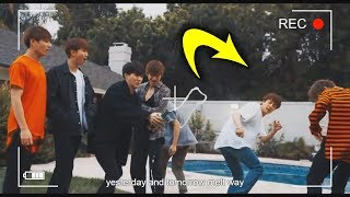 How BTS fight each other