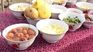 Əndirabadi qədim yemək növü