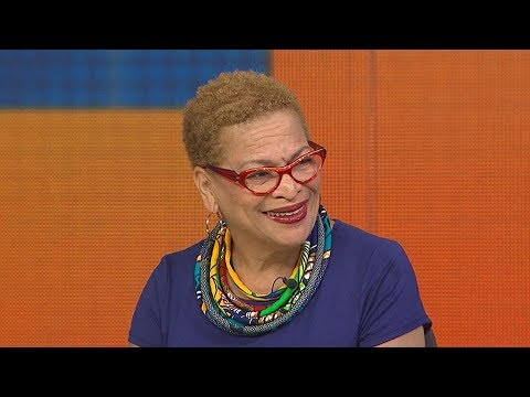 Julianne Malveaux on the issue of reparations for slavery