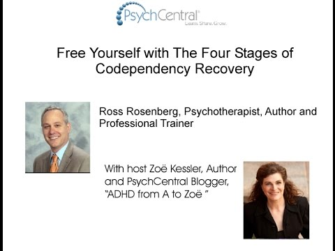Free Yourself with The Four Stages of Codependency Recovery