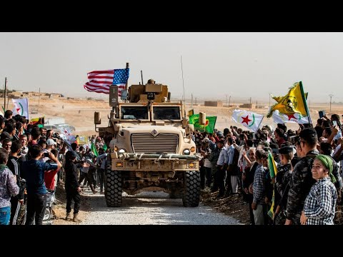 Trump's Withdrawal From Syria: Betrayal of Kurds or End to Endless War?