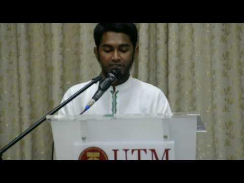 Quran Recitation - By Azwad Abid (16 December 2016 UTM)