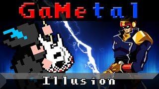 Illusion (F-Zero GP Legend / Climax) - GaMetal Remix