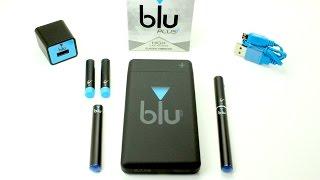 blu eCigs: blu PLUS+ Rechargeable Electronic Cigarette Starter Kit Review