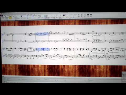 Fantasy for Piano Trio (BEHIND THE SCENES)