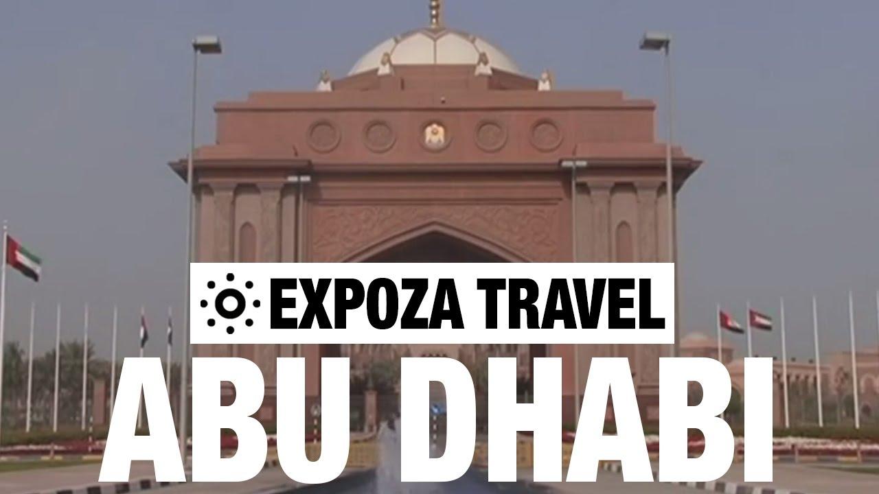 Abu Dhabi United Arab Emirates Vacation Travel Video Guide Youtube