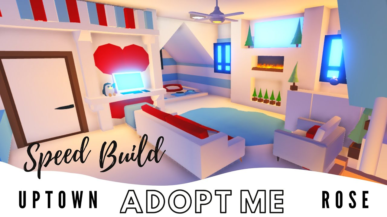 Adopt Me Estate House Pet Room Adopt Me Speed Build Adopt Me Building Hacks Adopt Me Family Youtube