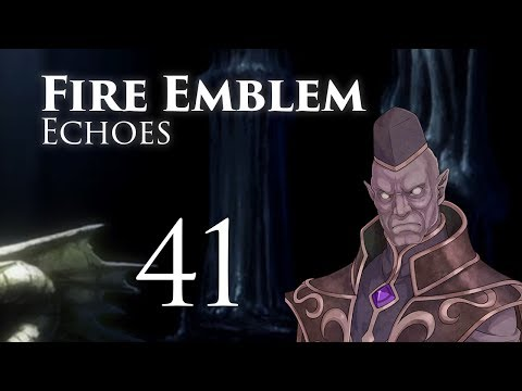 Necrodragon Spam! Fire Emblem Echoes, Shadows of Valentia, Classic Hard Let's Play: Part 41